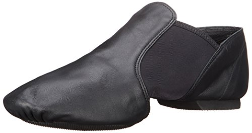 Dance Kostüm Gear - Capezio Damen EJ2 E-Serie Jazz Slip-On M Schwarz