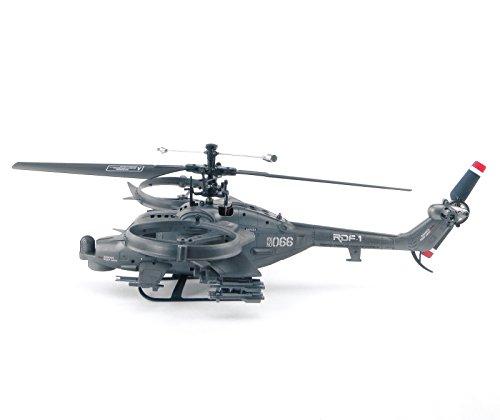 Feilun Scale Militär RC-Hubschrauber - 4