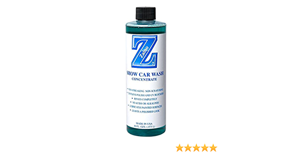 Zaino Z 7 Show Car Shampoo Drogerie Körperpflege