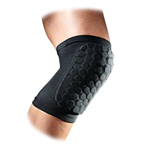McDavid HexPad Knee/Elbow Protection - Guard Padded Brace Support Large