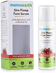 Mamaearth Skin Plump Face Serum, 30 ml