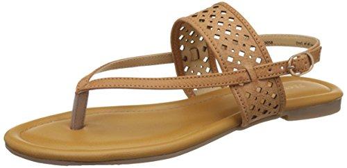 BATA Women's Platten Pink Fashion Sandals - 5 UK/India (38 EU)(5615058)