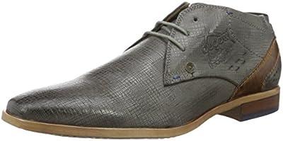 Bugatti 312233021000, Zapatos de Cordones Derby para Hombre