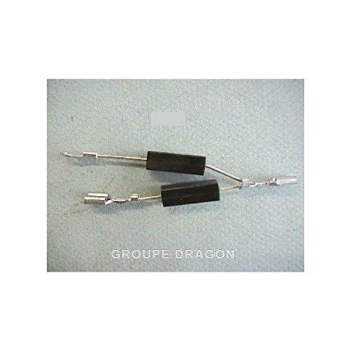 Hersteller verschiedenen-Diode Doppel für Micro Wellen Alles Marken -