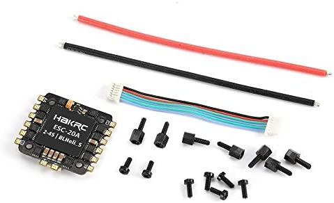 liekkaso 20A 4 in 1 2-4S 2-4S 2-4S BLHeli_S/Dshot 600 Oneshot ESC Electronic Speed Controller for RC Racing Drone Quadcopter Accessories | Shop  537373