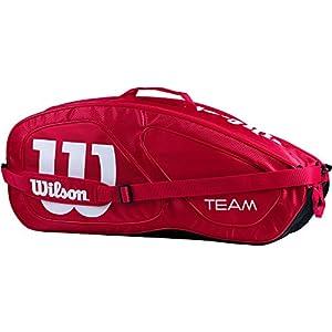 Wilson Damen/Herren-Tennistasche, Team II, Einheitsgröße