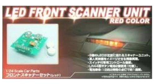 1/24 K.I.T.T. LED Front Scanner-Unit -