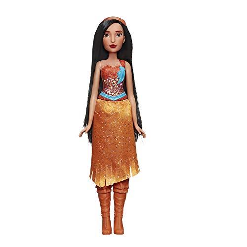 Hasbro Disney Prinzessin E4165ES2 Ankleidepuppe, Mehrfarbig