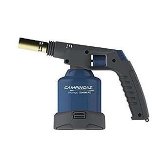 Campingaz Lötlampe Soudogaz X2000 mit Piezo Zündung für Stechkartusche C206 GLS, 2000026177