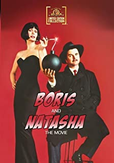 Boris and Natasha: The Movie by Sally Kellerman