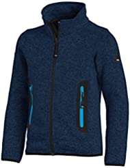 FHB Mats Strick-Fleece-Jacke