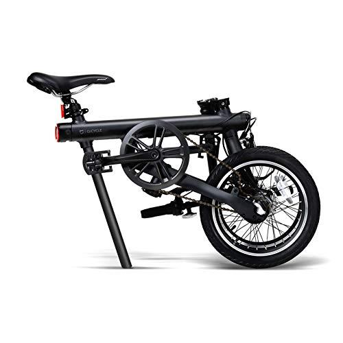 SHIJING 16inch Origina Bicicleta eléctrica Qicycle