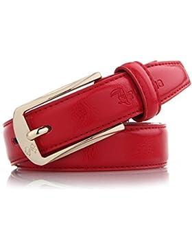 Correa De Cuero De Damas/Cinturón De La Hebilla Del Pin/Elegante,Dulce,Cinturón