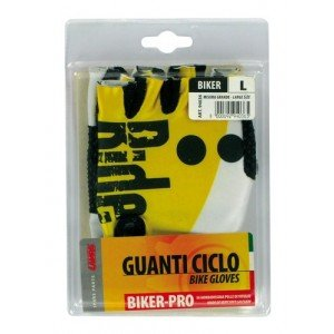 Lampa Biker-Pro Guanti, Multicolore, L