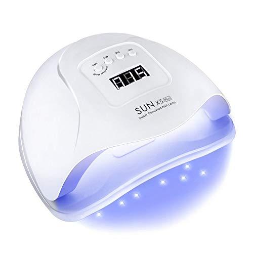 LJUNSEG secador uñas Lámpara UV LED Secador Uñas