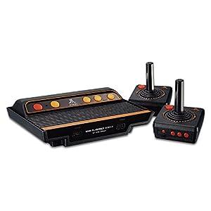 – Atari Flashback 8 HD Retro-Konsole mit 120 Spielen und 2 kabellosen Controllern