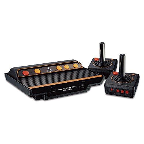 Atari Flashback 8 HD Retro-Konsole mit 120 Spielen und 2 kabellosen Controllern (Video Raid-hdmi)