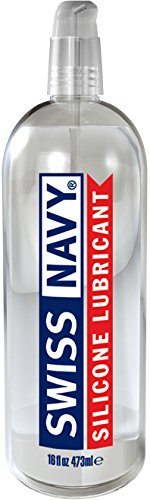 SWISS NAVY Silikon Gleitgel, 1er Pack (1 x 473 ml)