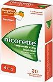 NICORETTE 4 mg freshfruit Kaugummi 30 St Kaugummi