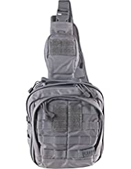 5.11 RUSH MOAB Backpack with Tactical Organizer, One Size - 5-56963-092-1SZ, Talla única, Tormenta