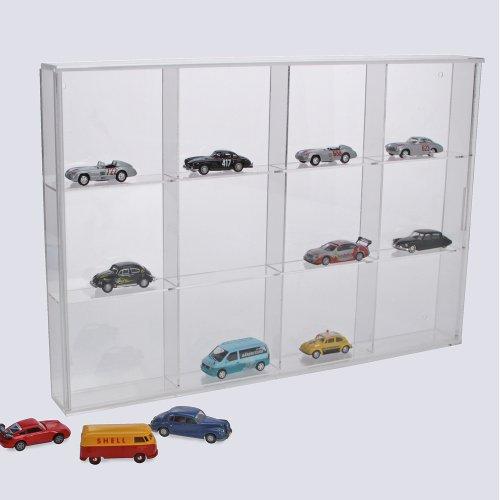 Vitrine für Miniaturautos
