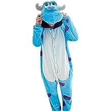 Casa Adulto Animal Licorne Pijamas Con Capucha Kigurumi Unisexo la Ropa de noche del Traje del Anime de Cosplay Disfraz Homewear Lounge Sleepwear del Onesie