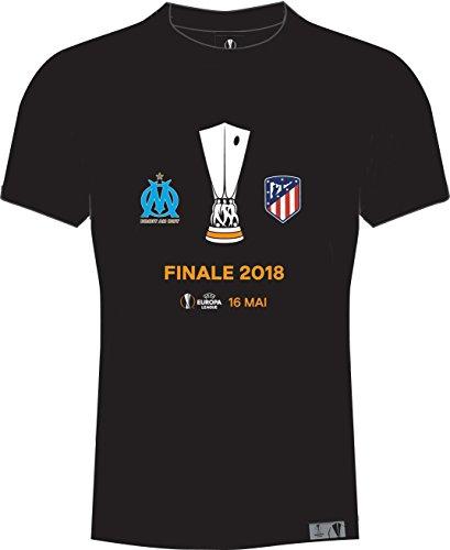 OLYMPIQUE DE MARSEILLE Olympique de Marsella OM-Finale Copa Europa League 2018-Camiseta oficial...