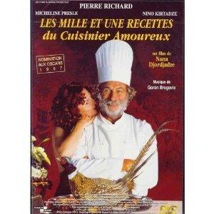 Bild von Les Mille Et Une Recettes Du Cuisinier Amoureux [FR IMPORT]