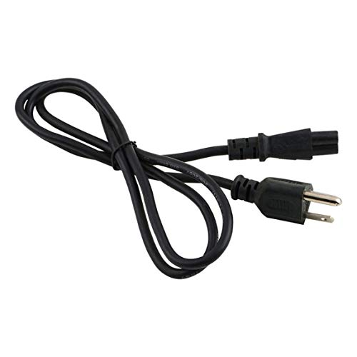 HarveyRudol85 [Excelente] 3 Prong AC Mickey Mouse Clover Power Cord Cable for Laptop Notebook USA
