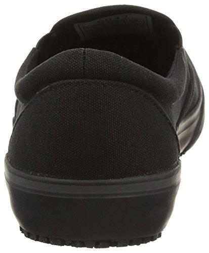 Shoes for Crews Ollie - Canvas, Chaussures Homme Noir (Schwarz)