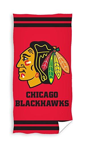HL National Hockey League Fan Eishockey Duschtuch 70 x 140 cm ()