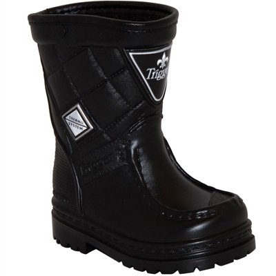 Trigger Thermoboot Kids Boot Black *