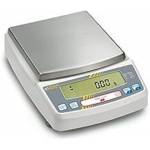 Balanza de precisión [Kern PBJ 6200-2M] Balanza de laboratorio multifuncional con sistema