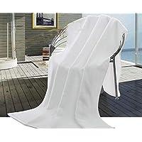 GBYJ FreeShipping Nuevo 180 * 90 cm 800 g Hotel Blanco Grandes Toallas de baño de algodón para Adultos, Sauna baño de Playa Terry baño sábanas Toallas, ...
