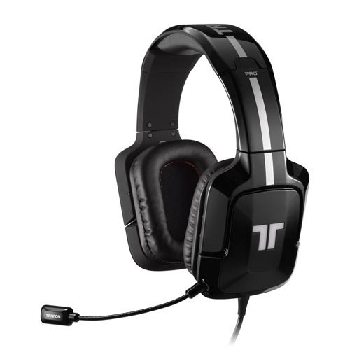 Tritton PRO+ 5.1 Surround Headset für PS4/PS3, Xbox 360, PC/Mac - Schwarz