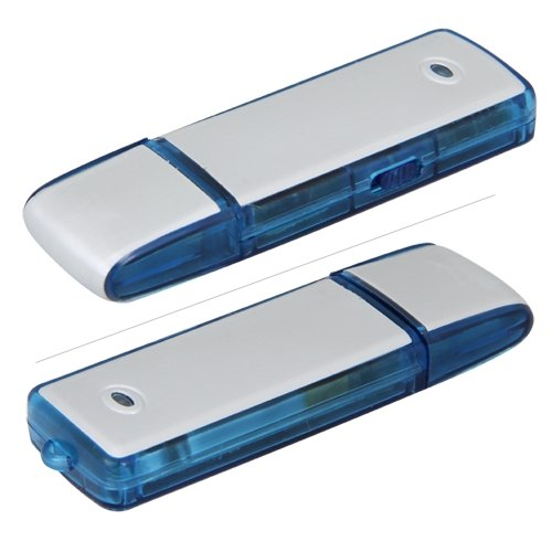 Produktabbildung von 4GB USB Diktiergerät Aufnahmegerät Voice Recorder Top