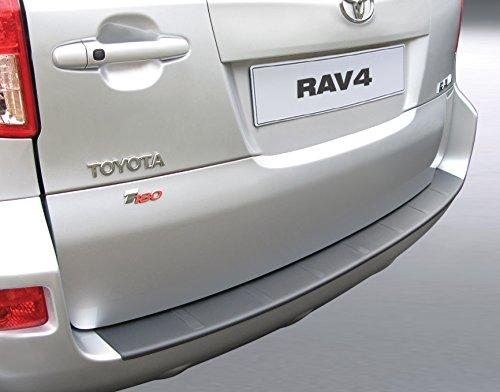 afcp Protection de coupe pare-chocs et ladekant Noir pour RAV4 2008–03/2013 T180 XTR