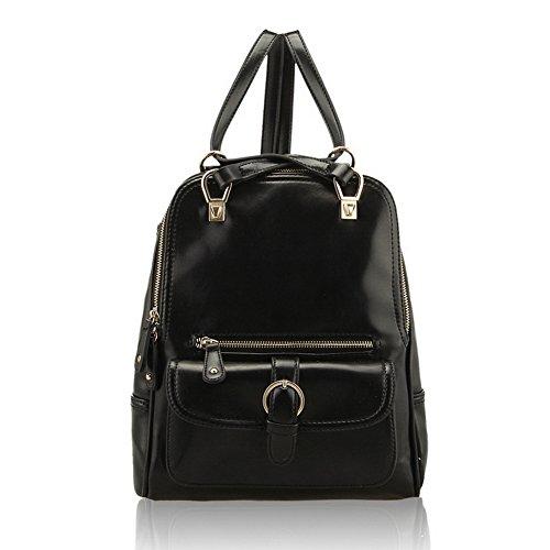 vectri-women-backpack-pu-leather-multifunctional-daypack-backpack-handbags-shoulder-bags-black