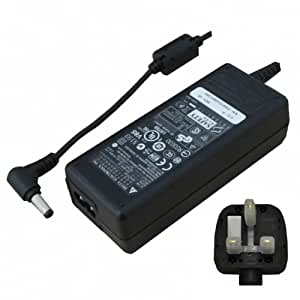 "Laptop Charger for Fujitsu-Siemens Amilo Li 2727 Compatible Laptop Power Supply Charger Adapter AC Adaptor - 12 Month Warranty (Supplied by Cambridge Accessories) - ""Laptop Power UK"" (TM) Branded"