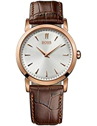 Hugo Boss Damen-Armbanduhr Analog Quarz Leder 1502301