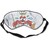 Cartoon Beer Crabs 99% Eyeshade Blinders Sleeping Eye Patch Eye Mask Blindfold For Travel Insomnia Meditation preisvergleich bei billige-tabletten.eu