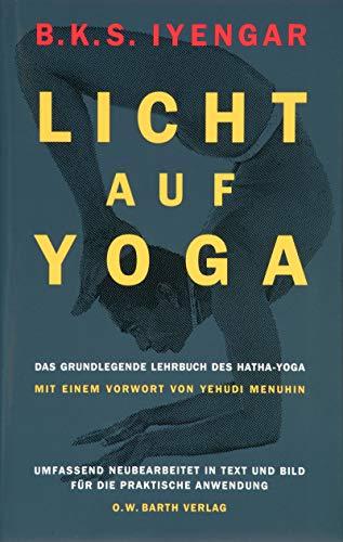 Licht auf Yoga.