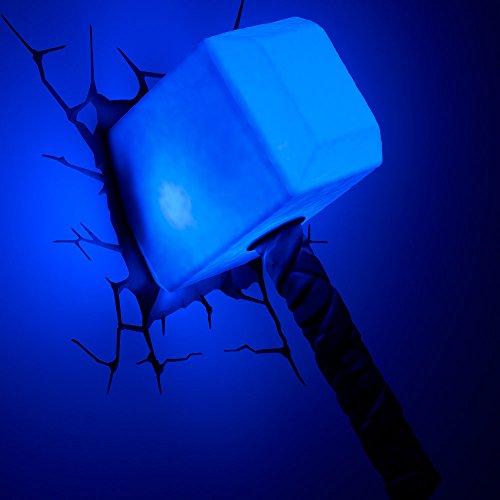 Zoom IMG-3 3d light fx lampada led