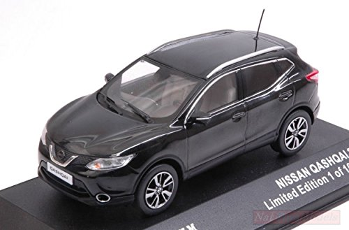 TRIPLE 9 T9P-10029 NISSAN QASHQAI 2014 BLACK 1:43 MODELLINO DIE CAST MODEL (Auto Nissan Model Kit)