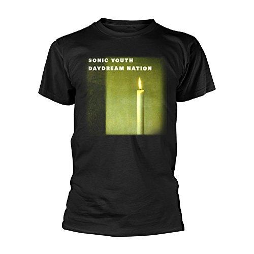 Sonic Youth Daydream Nation Album Punk Rock Offiziell Männer T-Shirt Herren (Medium)