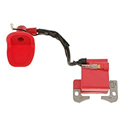 Generic Ignition Coil 47cc 49cc 2 Stroke Engine for Mini PIT Quad Dirt Bike - red