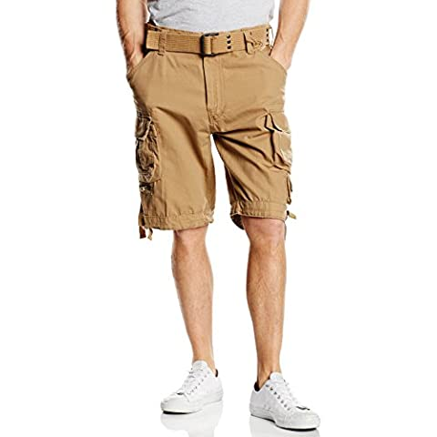 BRANDIT Pantaloni Bermuda uomo Cargo SAVAGE Short