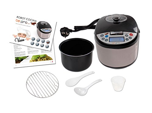 ROBOT DE COCINA PROGRAMABLE BE PRO CHEF VISSION 3D