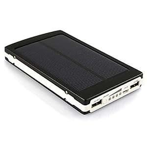 batterie polym re li ion universel 5v 10000mah solaire chargeur batterie externe. Black Bedroom Furniture Sets. Home Design Ideas