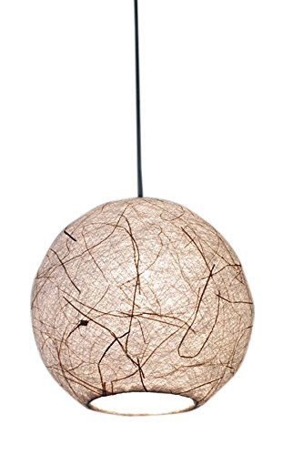 Salebrations Hanging Globe Lamp - Thread With Banana Fiber 59